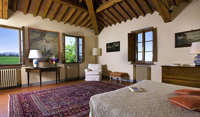 Luxury Apartment Locanda dell'Amorosa - Boutique Hotel in Sinalunga -  Siena, Tuscany, Italy