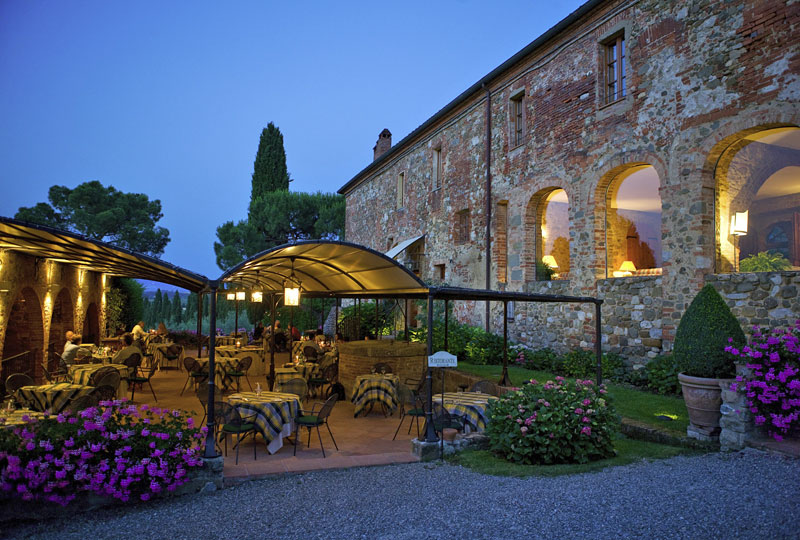 L 39 amorosa ristorante nella campagna toscana siena - L antica toscana cucine da incubo ...