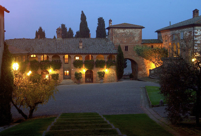 Locanda dell 39 amorosa boutique hotel in tuscany italy for Best boutique hotels in italy